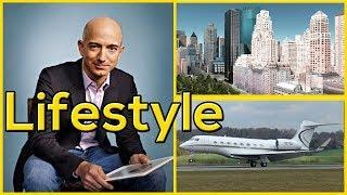 Jeff Bezos (Amazon) Life Story, Net Worth, Cars, House, Private Jets, Lifestyle   Amazon
