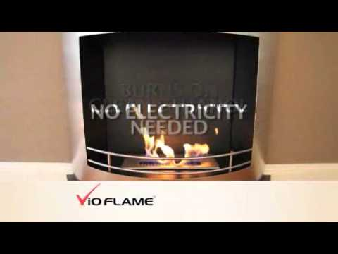 VioFlame 30 Sec TV Advert May 2011