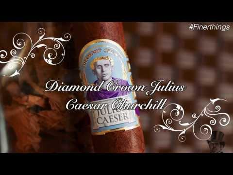 #Finerthings: Julius Caeser Churchill Cigar Review