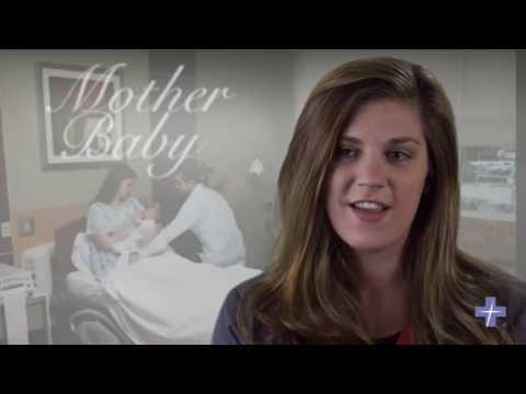 Advocate BroMenn Birthing Center - Nurse Justine Lee