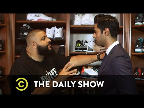 Keys to Success with DJ Khaled and Hasan Minhaj