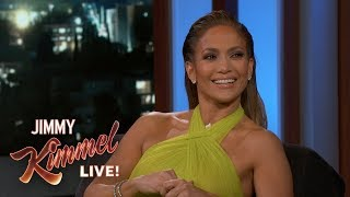 Jennifer Lopez on Learning to Dance Like a Stripper