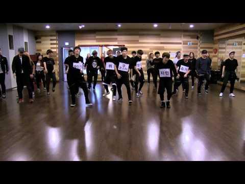 방탄소년단 SBS 가요대전 performance practice