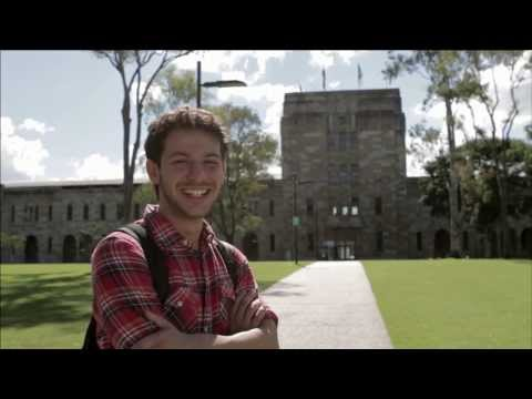 Study in Brisbane: Rubens from Brazil