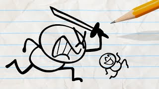 Mini Mischief (Pencilmation #56)