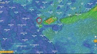 Dự báo thời tiết 17/10 : Hà Nội mưa lạnh, đêm hạ xuống 20 độ