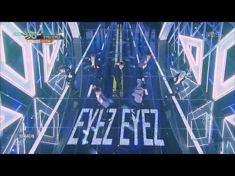 뮤직뱅크 Music Bank - VICTON - EYEZ EYEZ (VICTON - EYEZ EYEZ).20170303