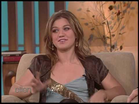 Kelly Clarkson - Interview - Ellen