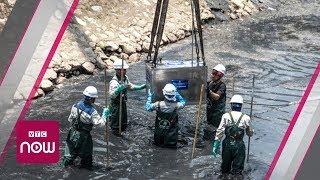 Công nghệ Nhật giải cứu sông Tô Lịch như thế nào? | VTC Now