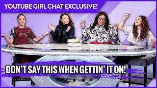 WEB EXCLUSIVE: Don't Say THIS When Gettin' It On!