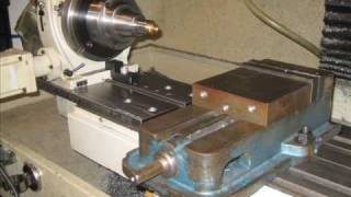 Tosa Tool's Tormach Compatible 4th Axis Extension Plate