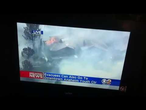 California Wild Fire----Near me!!!