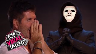 WHAT!! MAGICIAN WILL BLOW YOUR MIND! Simon Cowell Can't Believe His EYES!