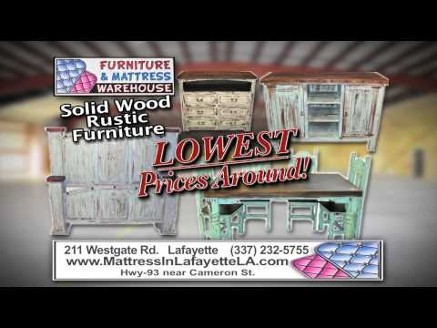 Furniture and Mattress Warehouse - Affordable Mattress in Lafayette LA