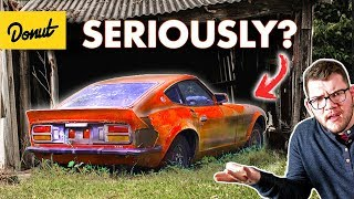 The CRAZIEST Barn Finds EVER | WheelHouse