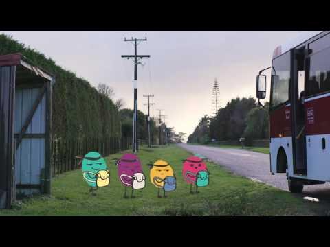 The bus ninjas
