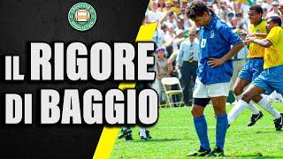 Il rigore MALEDETTO di ROBERTO BAGGIO ||| Usa '94