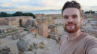 My First Impressions of TUNISIA? تونس -