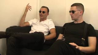 "Hurts On Working With Calvin Harris - ""It Was A Good Fun Process"""