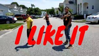 Cardi B, Bad Bunny & J Balvin - I Like It (Dance Video) | Street Justice Crew