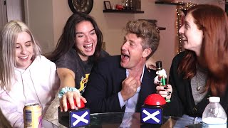 """VLOG SQUAD """"WHO SAID IT?"""" GAME!! (HARDER QUESTIONS)"""