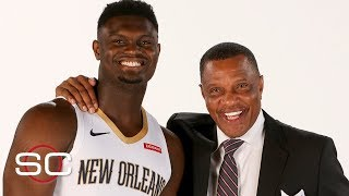 Zion, Anthony Davis trade will make the Pelicans a special team in the future | SportsCenter