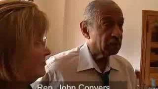 Rep. John Conyers - 2008 Democratic National Convention