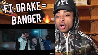 FRENCH MONTANA - NO STYLIST FT. DRAKE (Official Music Video)  BEST REACTION !!!