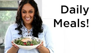 What I Eat In A Day | Tia Mowry's Quick Fix