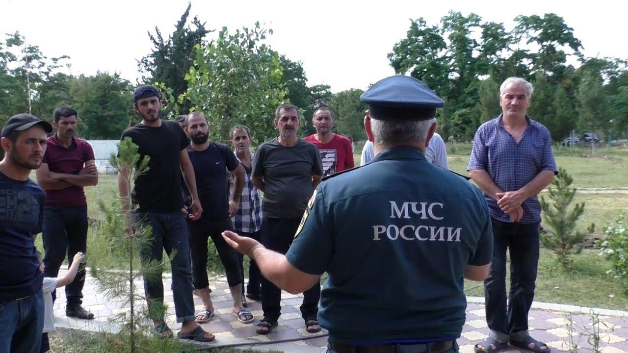 Дагестан: азербайджанцы пожаловались на проблемы с возвращением на родину