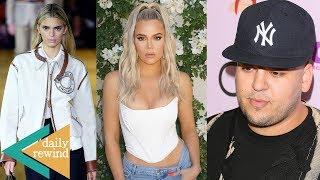 Kendall Jenner CLAPS BACK At Khloe Kardashian! Rob Kardashian Accused Of Hiring A Hitman! | DR