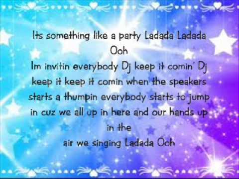 School Gyrls - Something Like A Party Lyrics