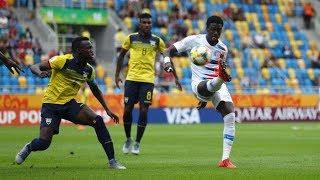 MATCH HIGHLIGHTS - USA v Ecuador - FIFA U-20 World Cup Poland 2019