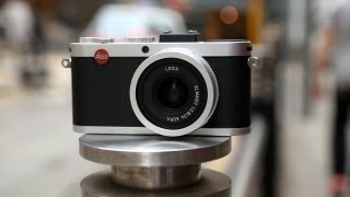 Leica X2 Hands-on Review