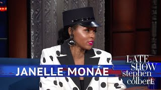 Janelle Monáe Says No One Throws A Party Like The Obamas
