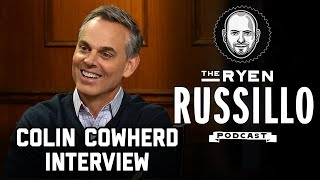 Colin Cowherd on the Sports Media Landscape | The Ryen Russillo Podcast | The Ringer