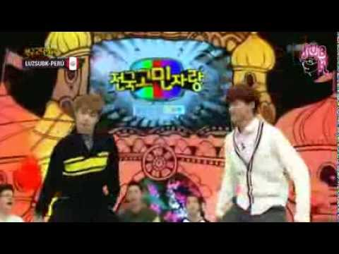 131014 Hello - EXO (KAI & LAY) -