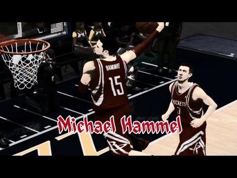 NBA 2K13 Commentators Mixtape ft. Michael Hammel Made By blackichan200
