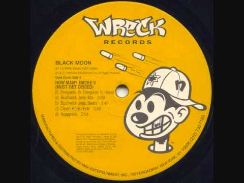 Black Moon - How Many Emcee's Instrumental