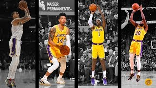 How the Lakers Can Free Up Their Shooters (Beating Top Locks)