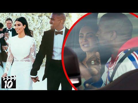 Ким Кардашијан, Зои Кравиц - славни кои зажалиле за бракот кратко по венчавката