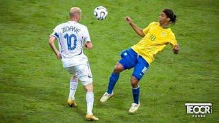 Zinedine Zidane - The Master of Elegance