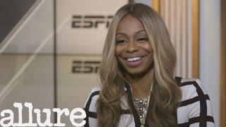 Beauty Of... The Women of ESPN: Josina Anderson | Allure
