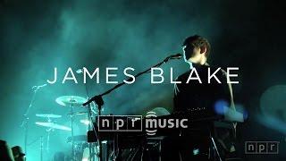 James Blake | NPR MUSIC FRONT ROW