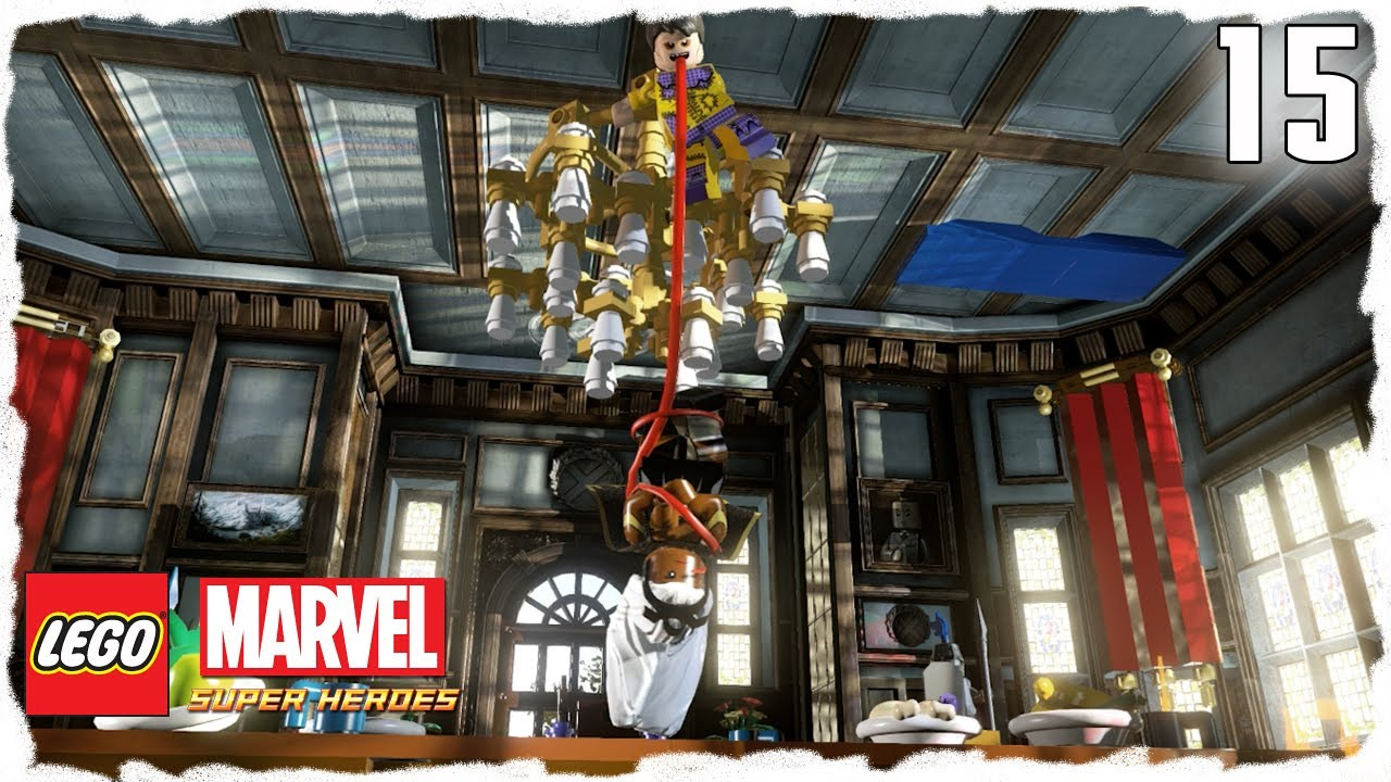 Lego Marvel Superheroes #15 - Toad - Let's Play Lego ...