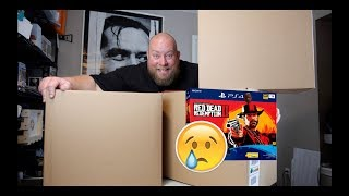 I bought a $2,125 Amazon Customer Returns ELECTRONICS Pallet w/ Mystery Boxes + PS4 PROBLEM