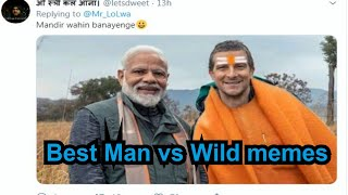 Twitter erupts in jokes & memes after PM Modi features..