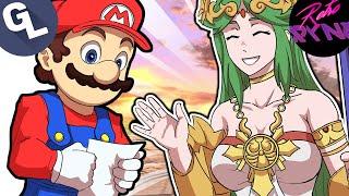 Making Sure EVERYONE is Here - Retro Ryno Super Smash Bros. Ultimate Comic Collab
