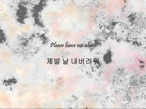 Roh Ji Hoon - 벌 받나 봐 (Punishment) [Han & Eng]