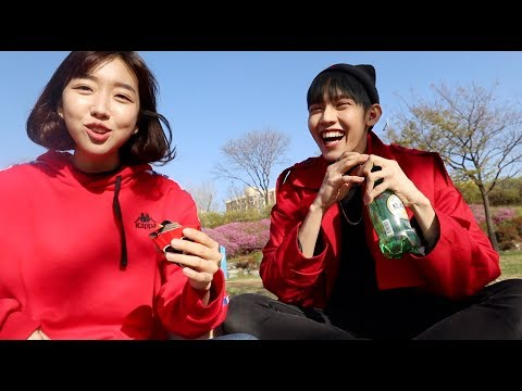 KENCAN SEHARIAN BERSAMA 14U LOUDI & HYUNWOONG! (Vlog Berantakan)
